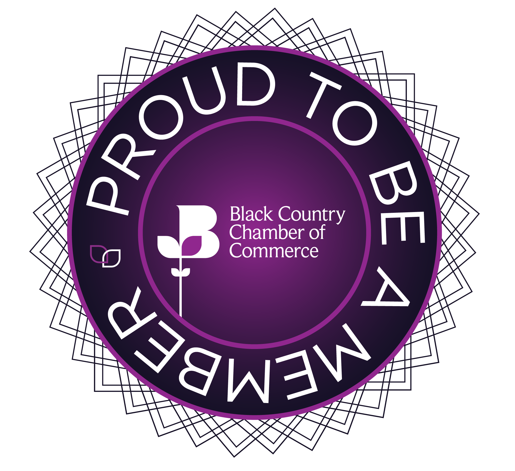 New Proud to be a Member badge