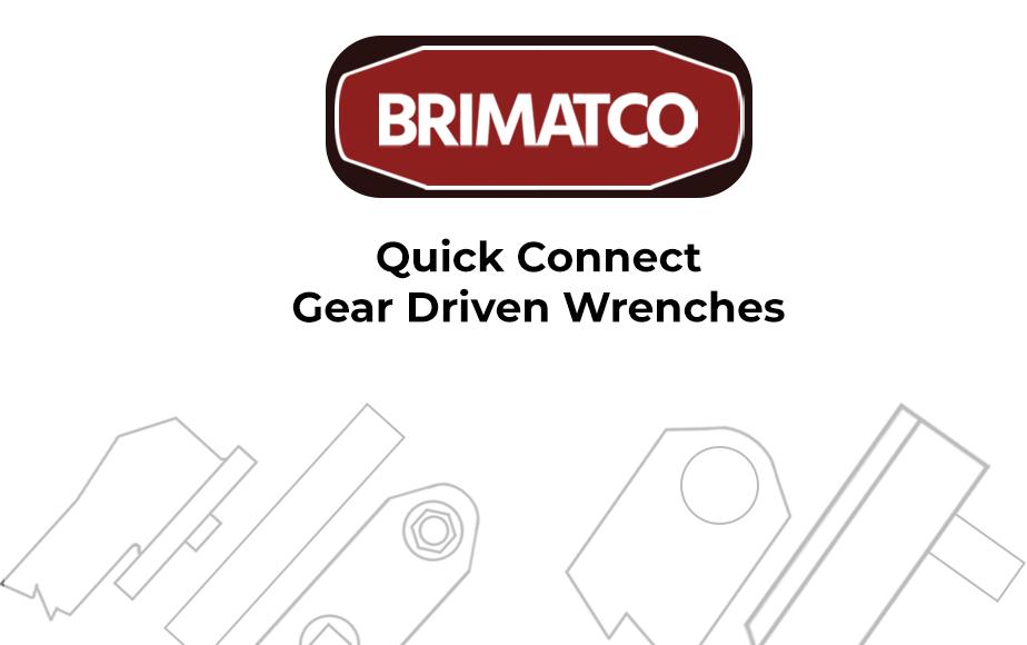 Brimatco - Gear Driven Wrenches