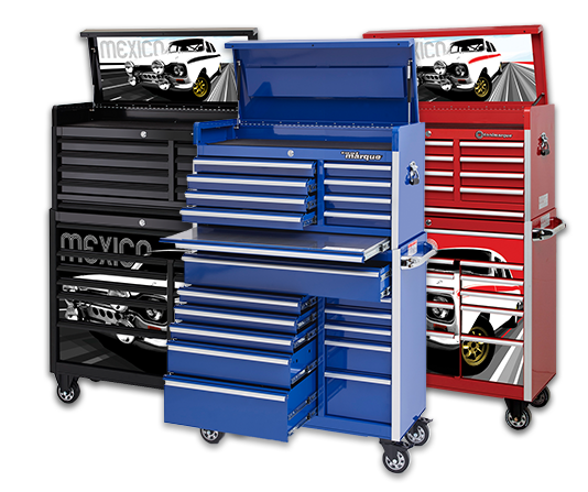 Toolmarque Storage Units